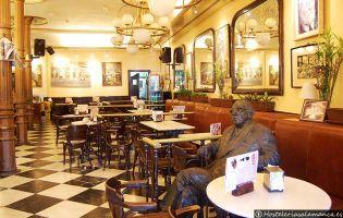 Cafe Novelty - Salamanca