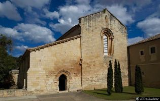 Monasterio de San Andrés de Arroyo - Santibáñez de Ecla