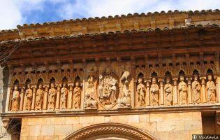 Iglesia de San Juan Bautista - Moarves de Ojeda
