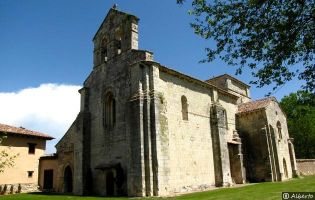 Monasterio de Santa Eufemia de Cozuelos - Olmos de Ojeda