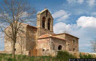 Iglesia de San Esteban - Lomilla