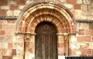 Monasterio de San Vicente - Becerril del Carpio