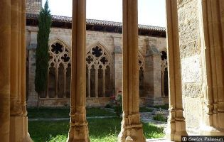 Claustro - Santa María la Real