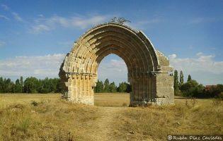 Arco de San Miguel de Mazarreros
