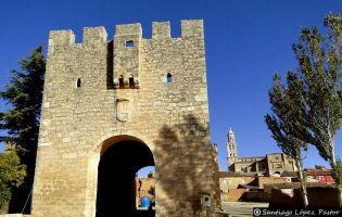 Puerta Muralla - Santa María del Campo