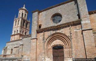 Iglesia de Nuestra Señora de la Asunción - Santa María del Camino