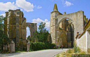 Ruinas del Convento de San Antón - Castrojeriz