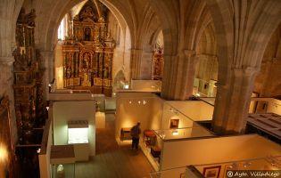 Museo de Arte Sacro - Iglesia de San Lorenzo - Villadiego