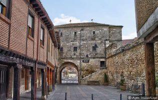 Arco de la Cárcel - Villadiego