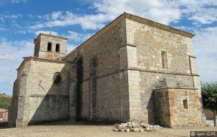 Iglesia de Santa María del Castillo - Cervera de Pisuerga