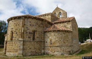 Iglesia de San Salvador - Salvador de Cantamuda