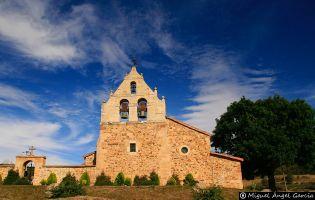 Iglesia de San Miguel - Verdeña