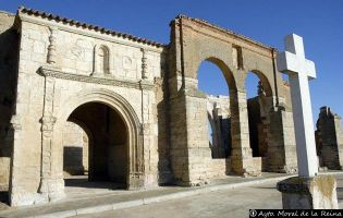Iglesia de San Juan - Moral de la Reina