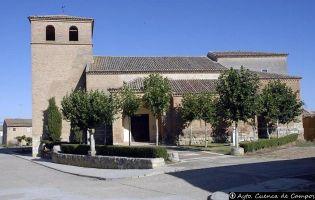Iglesia de los Santos Justo y Pastor - Cuenca de Campos
