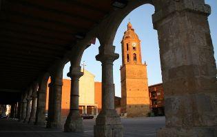 Iglesia de El Salvador - Mayorga