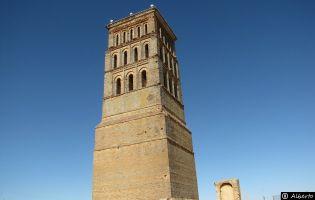 Torre Mudéjar de San Pelayo - Villavicencio de los Caballeros