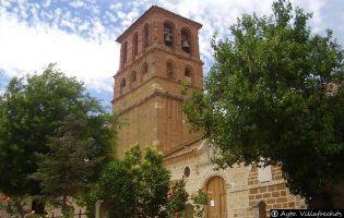 Iglesia de San Cristobal - Villafrechós