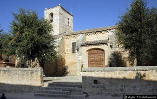 Iglesia de Santa María - Tordehumos