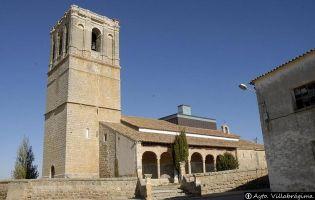 Iglesia de San Ginés - Villabrágima