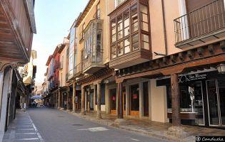 Rúa Mayor - Medina de Rioseco