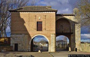 Puerta de San Sebastián - Medina de Rioseco