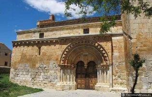 Iglesia románcia de Caltojar