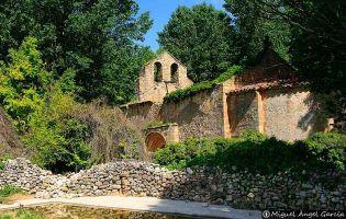 Ermita Virgen de la Calzada - Brías