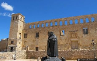Palacio renacentista - Berlanga de Duero