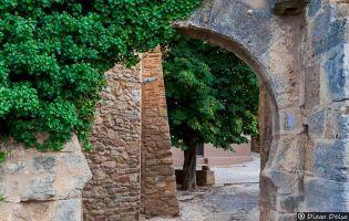 Puerta árabe - Ágreda