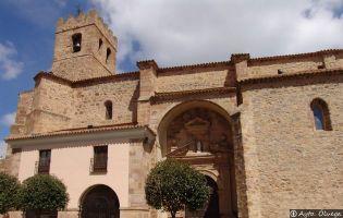 Iglesia de Santa María La Mayor - Ólvega