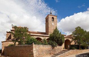 Iglesia parroquial de Noviercas