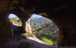 Eremitorio de San Pedro - Tártales de Cilla
