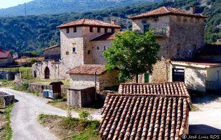 Casa Fuerte de los Velasco - Puentedey