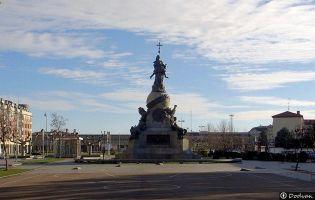 Plaza Colón - Valladolid