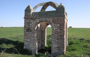 Fuente románica Pelencha