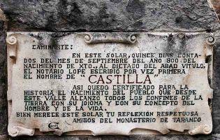 Placa Monumento - Taranco