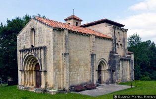 Iglesia de Santa María - Siones