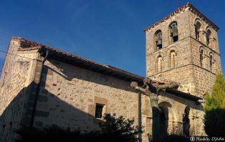 Iglesia de San Saturnino - San Zadornil