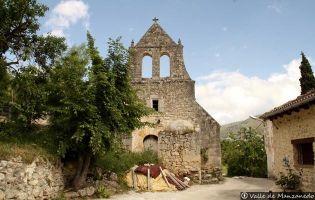 Iglesia de Argés