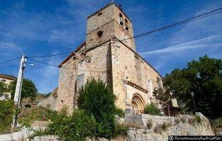 Iglesia de Santa María - Escalada