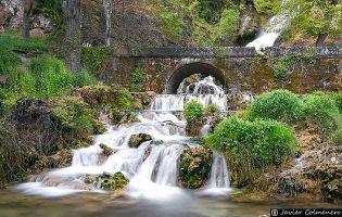 Cascada de Orbaneja de Castillo