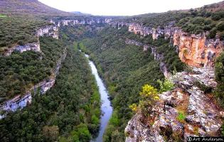 Cañón del Ebro - Pesquera de Ebro