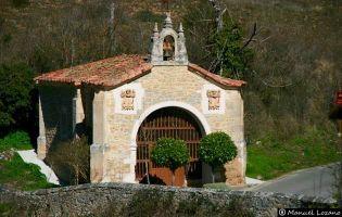Ermita en Pesquera de Ebro