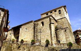 Iglesia de Mombeltrán