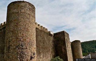 Castillo de Arenas de San Pedro
