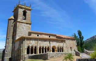 Iglesia de Rebolledo de la Torre