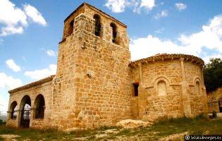 Iglesia de Villacomparada de Rueda