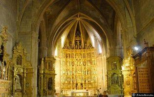 Iglesia de los Santos Cornelio y Cipriano - San Cebrián de Campos