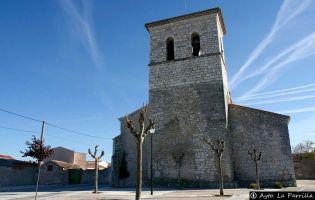 Iglesia de Nuestra Señora de los Remedios - La Parrilla
