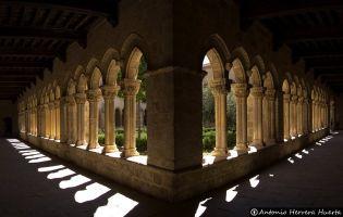 Monasterio de Santa María la Real de Nieva - Segovia